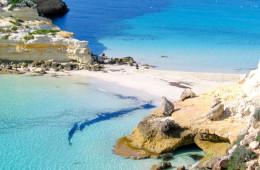 Spiagge Lampedusa